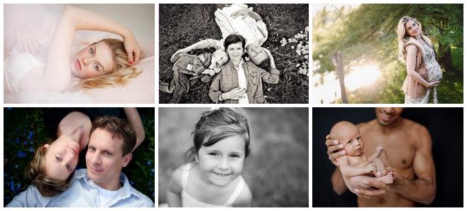 Collage zu Fotoshootings von LUMENTIS
