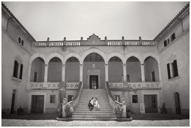 Brautpaarfoto auf Mallorca © Hochzeitsfotograf Berlin hochzeitslicht