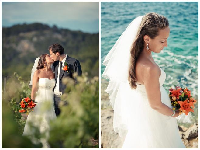 Hochzeitsfotos an Strand von Mallorca © Hochzeitsfotograf Berlin hochzeitslicht