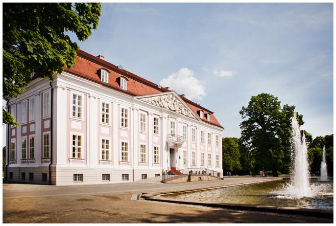 Hochzeitsreportage auf Schloss Friedrichsfelde in Berlin © Hochzeitsfotograf Berlin hochzeitslicht
