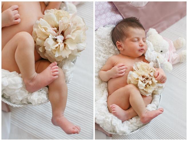 Neugeborenenfotos im Vintagestil © Berliner Fotostudio LUMENTIS