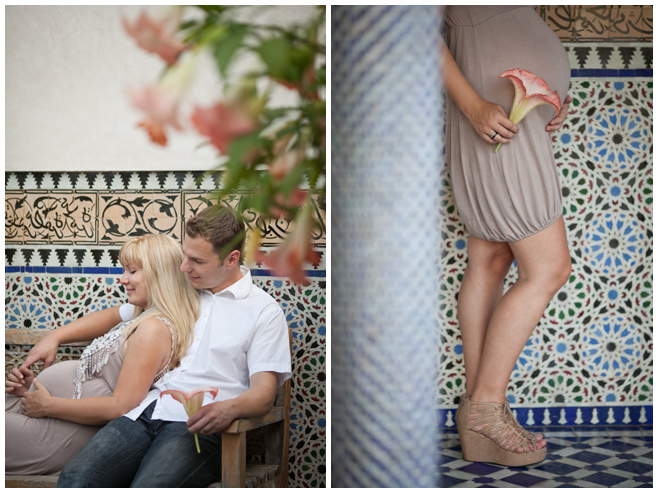 Schwangerschaftsfotos von Profifotografin in Berlin © Berliner Fotostudio LUMENTIS