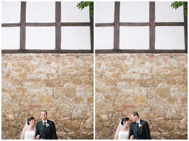 Brautpaarfotos nach Heirat auf dem Rittergut Dorstadt © Hochzeitsfotograf Berlin hochzeitslicht