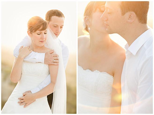 Braut und Bräutigam bei After-Wedding-Fotoshooting mit Berliner Hochzeitsfotografinnen in der Provence, Frankreich © Hochzeitsfotograf Berlin hochzeitslicht
