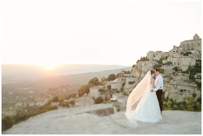 Brautpaar bei After-Wedding-Fotoshooting in der Provence © Hochzeitsfotograf Berlin hochzeitslicht