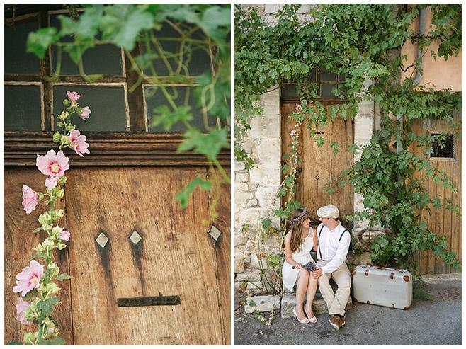 Mediterranes Paar-Fotoshooting in der Provence © Fotostudio Berlin LUMENTIS
