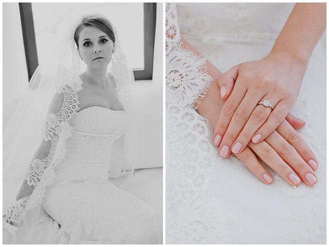 Portraitfoto der Braut im Hotel Concorde Berlin bei den Hochzeitsvorbereitungen festgehalten in Hochzeitsreportage © Hochzeitsfotograf Berlin www.hochzeitslicht.de