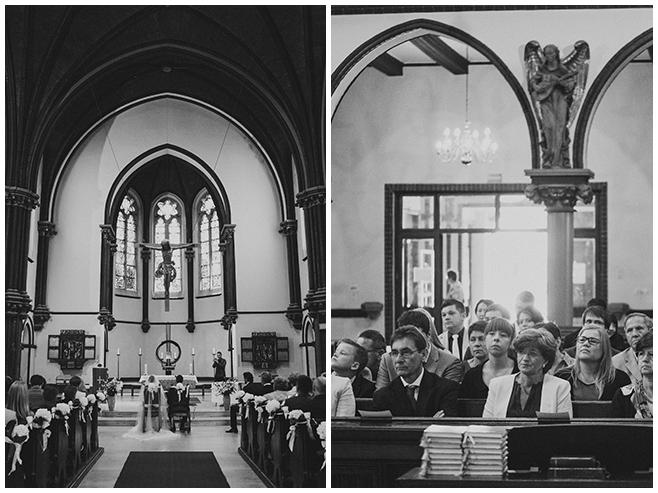 professionelle Hochzeitsfotos bei kirchlicher Trauung in St. Sebastian Kirche Berlin © Hochzeitsfotograf Berlin www.hochzeitslicht.de