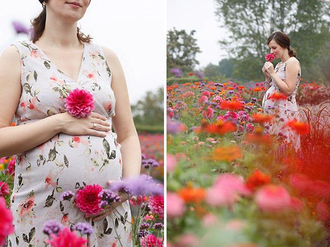 Schwangerschaftsfotos aufgenommen bei Outdoor-Babybauch-Fotoshooting in Berlin © Fotostudio Berlin LUMENTIS