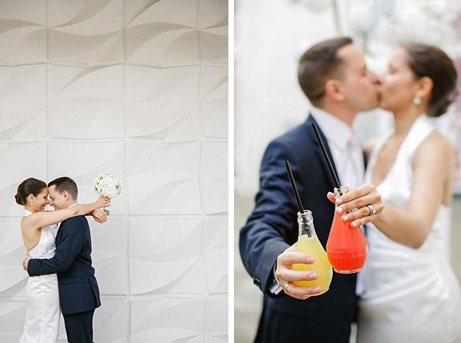 Hochzeitsfotos von Brautpaar bei Hochzeit in Kunztschule Berlin © Hochzeitsfotograf Berlin www.hochzeitslicht.de