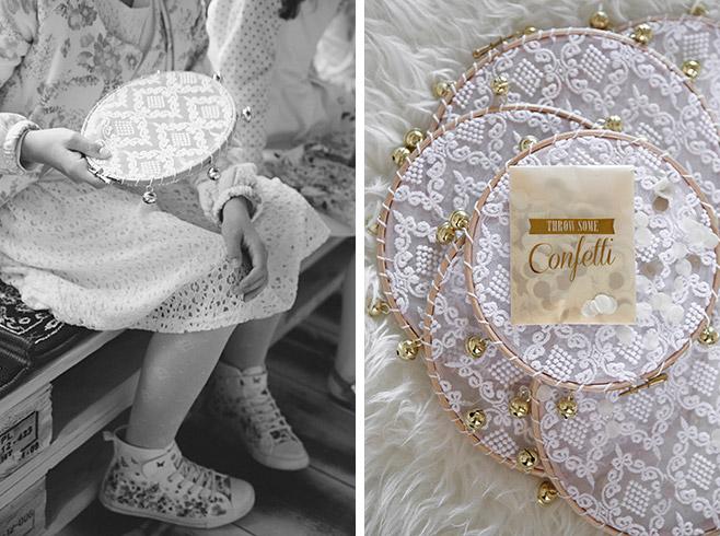Dekoration aus Spitze für Vintage Hochzeit Berlin © Hochzeitsfotograf Berlin www.hochzeitslicht.de