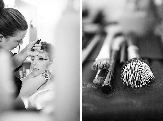 Hochzeitsfotos vom Styling der Braut im Spreewaldresort Seinerzeit in Schlepzig im Spreewald © Hochzeitsfotograf Berlin www.hochzeitslicht.de