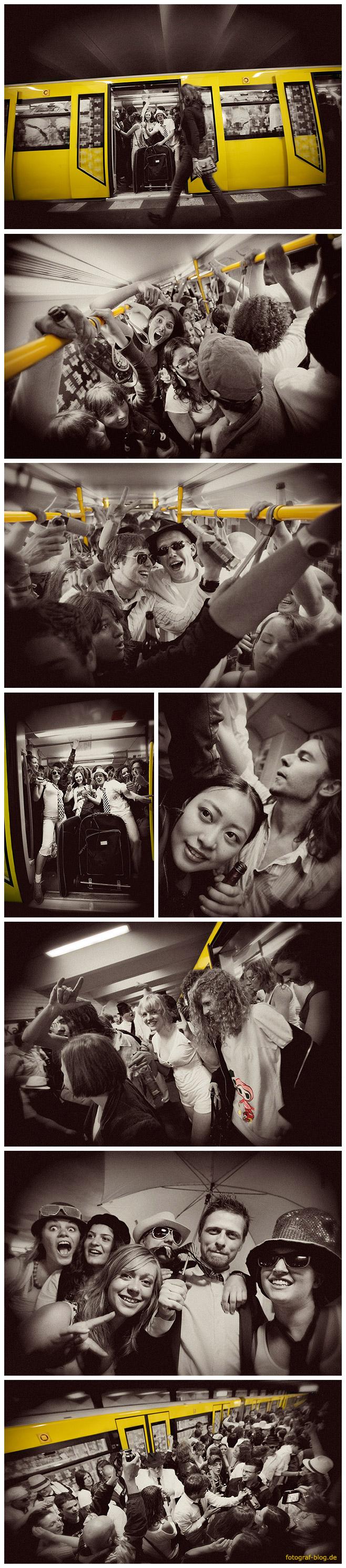 U-Bahn-Party