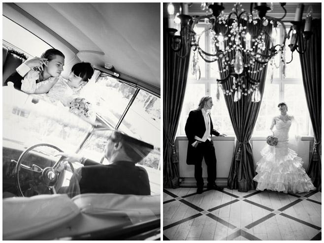 Hochzeitsfotograf aus Berlin im Fotostudio
