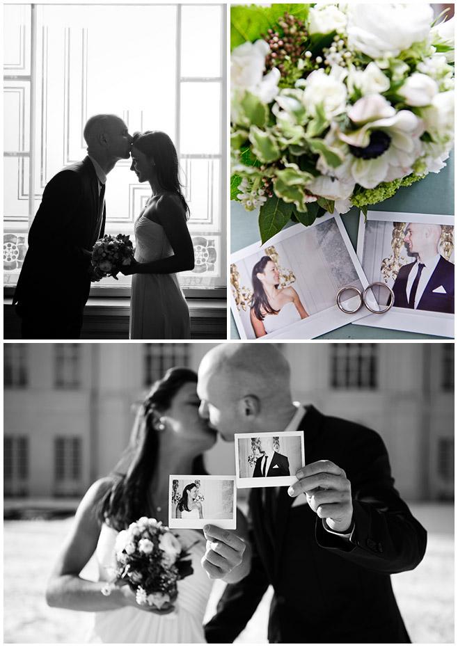 Hochzeitsfotos im Standesamt Berlin Pankow