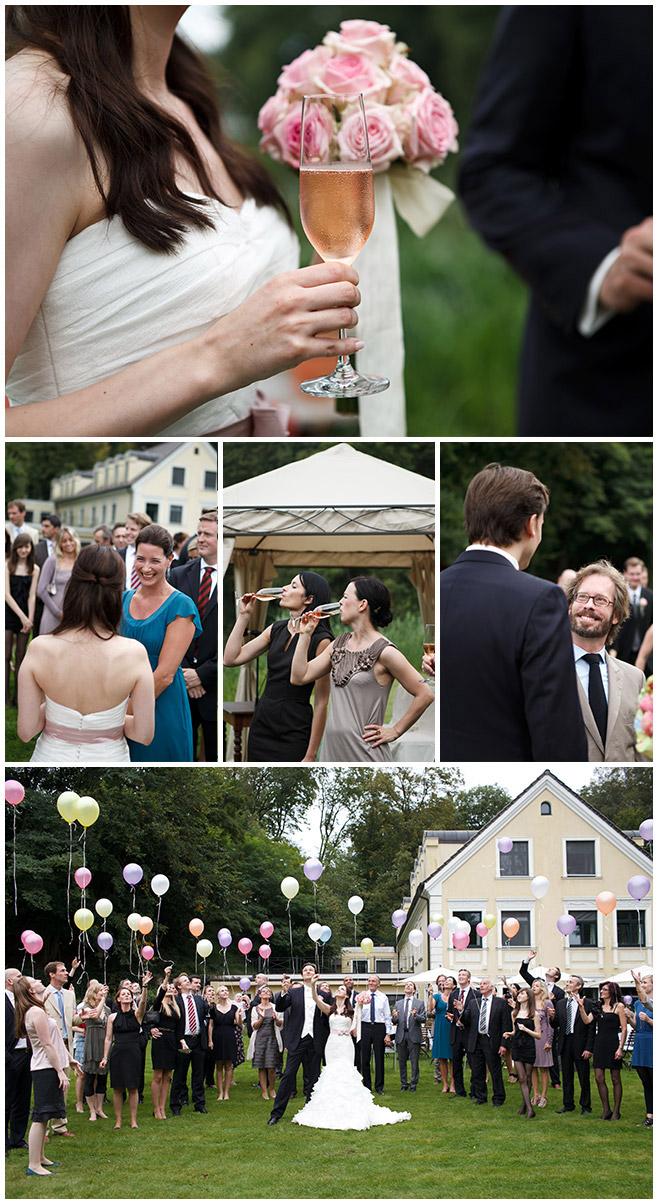 Fotos vom Brautpaar