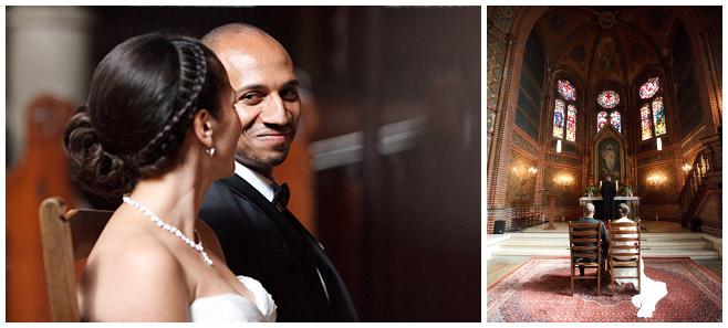 Hochzeitsreportagefotos in der Immanuelkirche Berlin © Hochzeitsfotograf Berlin hochzeitslicht