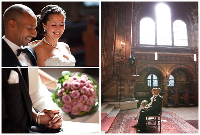 Ergebnisse vom Hochzeitsfotografen bei Trauung in der Berliner Immanuelkirche © Hochzeitsfotograf Berlin hochzeitslicht