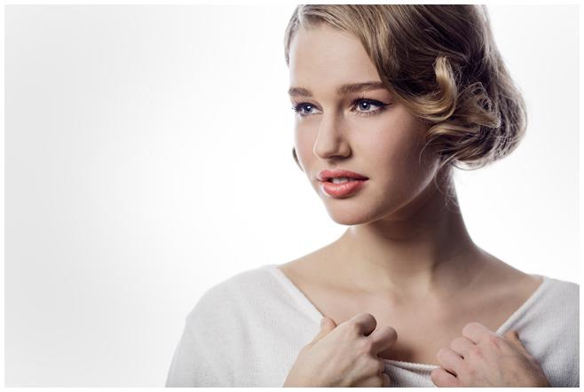 professionelles Portrait-Foto einer jungen Frau © Berliner Fotostudio LUMENTIS
