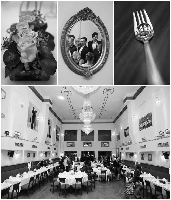 Grosser Saal im Queens 45 BC bei Hochzeitsfeier © Hochzeitsfotograf Berlin hochzeitslicht