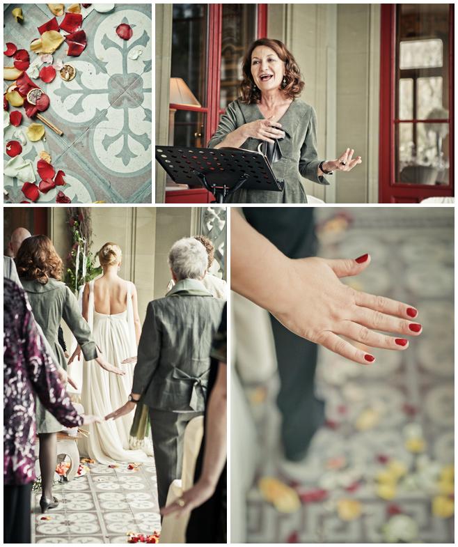 Schamanische Hochzeits-Zeremonie auf Schloss Schadau © Hochzeitsfotograf Berlin hochzeitslicht