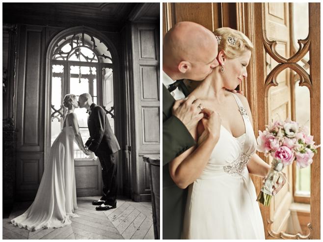 Brautpaarfotos auf Schloss Schadau © Hochzeitsfotograf Berlin hochzeitslicht