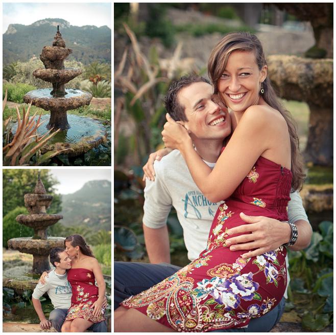 Verlobungsfotos in Puigpunyent Mallorca von Melanie Meissner © Berliner Fotostudio LUMENTIS
