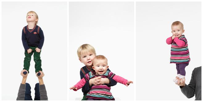 Kinderfotos entstanden bei Familien-Fotoshooting in Berlin © Berliner Fotostudio LUMENTIS