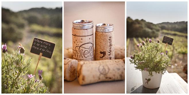 Detailfotos der Hochzeit auf dem Weingut Bodegas Santa Catarina, Mallorca © Hochzeitsfotograf Berlin hochzeitslicht