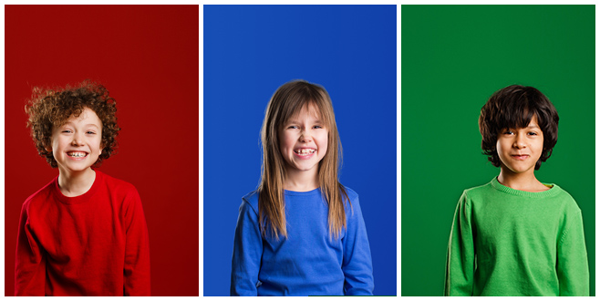 Professionelle Kinderfotos von Kinder-Fotograf in Berlin © Berliner Fotostudio LUMENTIS
