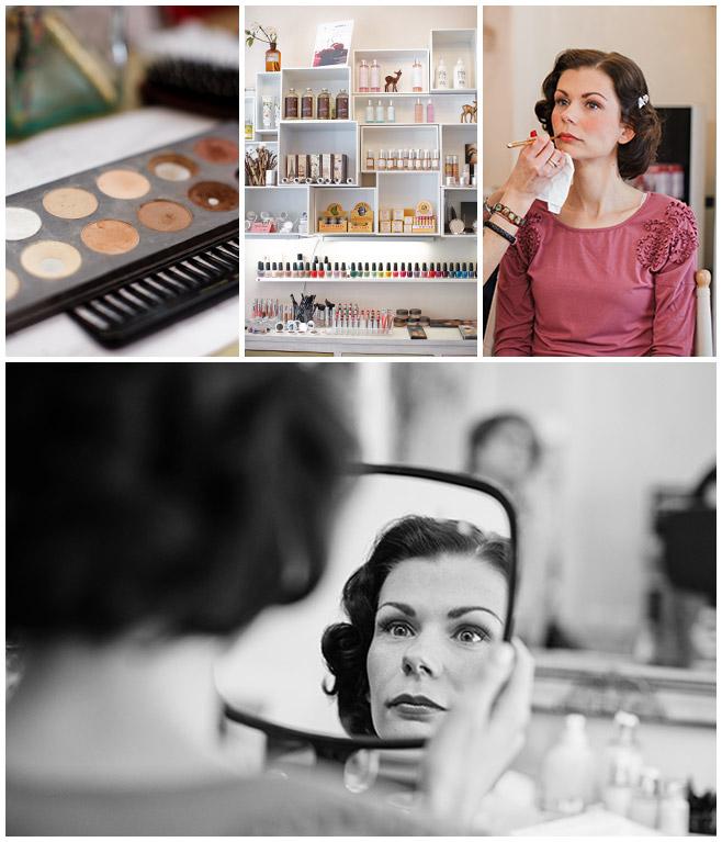Hochzeitsfotos vom Getting Ready der Braut von professioneller Hochzeitsfotografin © Hochzeitsfotograf Berlin hochzeitslicht