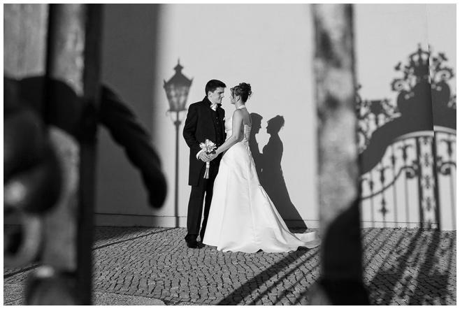 Brautpaar-Foto von professionellem Hochzeitsfotografen in Potsdam © Hochzeitsfotograf Berlin hochzeitslicht