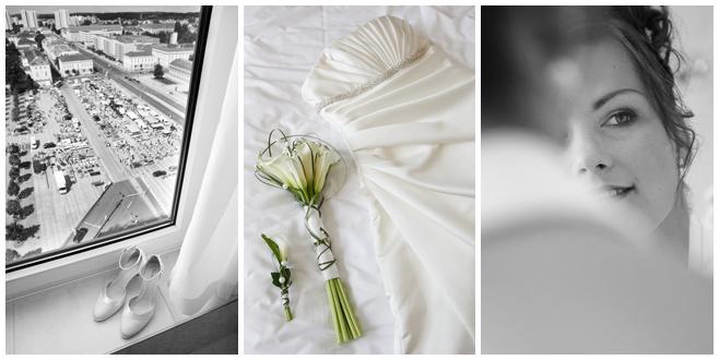 Hochzeitsfotografie der Hochzeitsvorbereitungen im Hotel Mercure Potsdam City © Hochzeitsfotograf Berlin hochzeitslicht