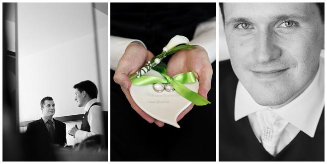 Hochzeitsfotos der Vorbereitungen für professionelle Hochzeitsreportage in Potsdam © Hochzeitsfotograf Berlin hochzeitslicht