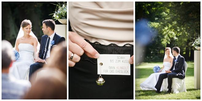 Hochzeitsreportage-Fotos bei Trauung auf Schloss Kartzow Potsdam © Hochzeitsfotograf Berlin hochzeitslicht