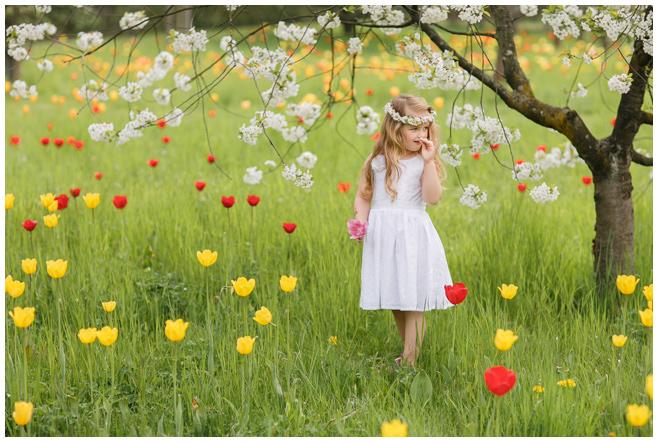 Foto eines kleinen Mädchens von professioneller Kinderfotografin © Berliner Fotostudio LUMENTIS