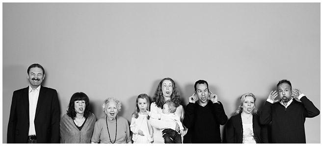 Familienfotografie von Profifotograf in Berlin © Berliner Fotostudio LUMENTIS