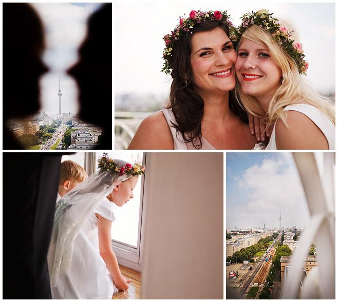 Hochzeit im Vintagestil in den Türmen am Frankfurter Tor in Berlin © Hochzeitsfotograf Berlin hochzeitslicht