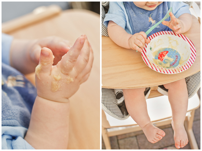 Natürliche Babyfotos zu Hause © Berliner Fotostudio LUMENTIS
