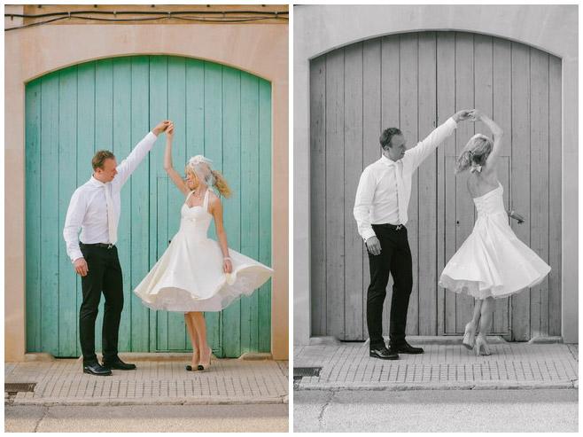 After-Wedding-Fotoshooting mit Braut und Bräutigam auf Mallorca © Hochzeitsfotograf Berlin hochzeitslicht