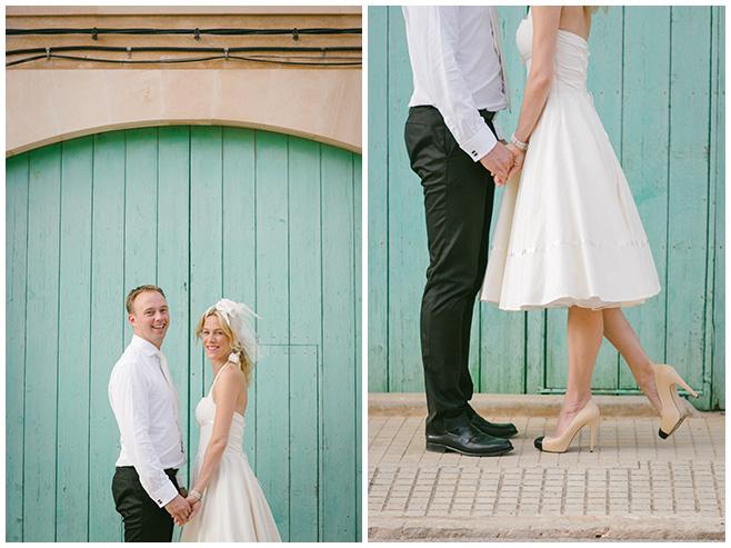 Brautpaar bei After-Wedding-Fotoshooting mit professioneller Hochzeitsfotografin auf Mallorca © Hochzeitsfotograf Berlin hochzeitslicht
