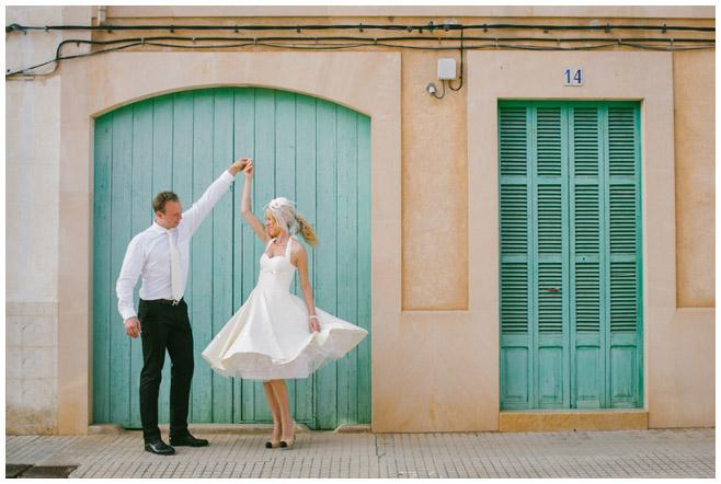 Brautpaar bei After-Wedding-Fotoshooting auf Mallorca © Hochzeitsfotograf Berlin hochzeitslicht
