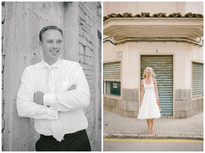 After-Wedding-Fotos von Braut und Bräutigam aufgenommen von Berliner Hochzeitsfotografinnen auf Mallorca © Hochzeitsfotograf Berlin hochzeitslicht