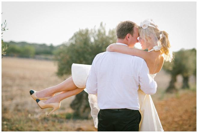 Braut und Bräutigam auf Mallorca bei After-Wedding-Fotoshooting © Hochzeitsfotograf Berlin hochzeitslicht