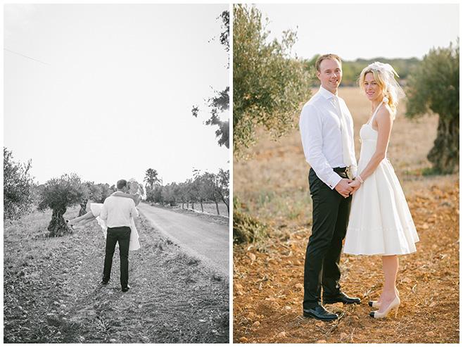 Braut und Bräutigam bei After-Wedding-Shooting auf Mallorca © Hochzeitsfotograf Berlin hochzeitslicht