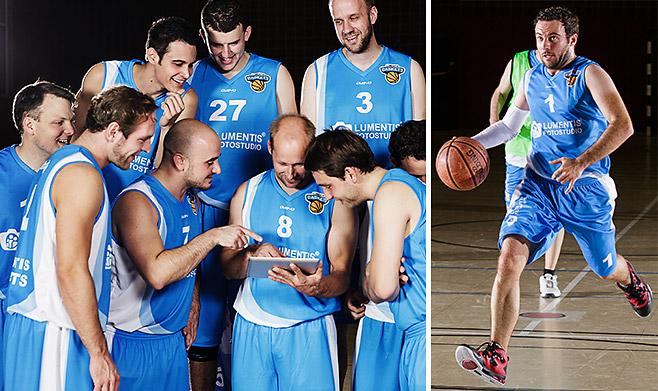 Sportfotografien von Lumentis Baskets © Berliner Fotostudio LUMENTIS