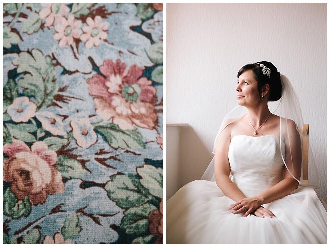 Hochzeitsfotografie der Braut bei Hochzeit in Lutherstadt Wittenberg © Hochzeitsfotograf Berlin hochzeitslicht