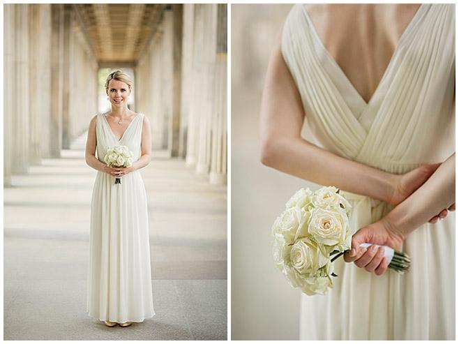 Hochzeitsfotos der Braut aufgenommen von professionellem Hochzeitsfotografen in Berlin-Mitte © Hochzeitsfotograf Berlin hochzeitslicht