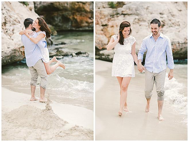 Paarbilder von Partner-Fotoshooting am Strand von Mallorca © LUMENTIS Fotostudio Berlin
