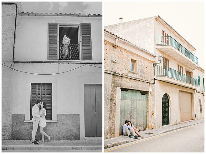 Paarfotos bei Pärchen-Fotosession auf Mallorca © LUMENTIS Fotostudio Berlin